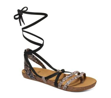 Designer Wrap Roxy Kirby Sandals