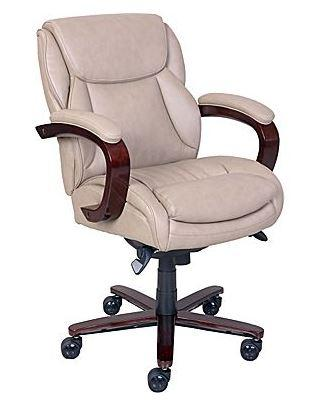 Enjoy 48% Off LaZ Boy Arden Leather Managers Office Chair