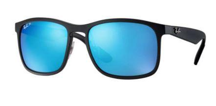 Get 52% Off Ray Ban RB4264 Polarized Mirror Square Sunglasses