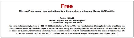 Receive A Free Gift On Office Supply