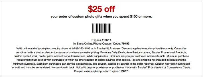 Take $25 Off Office Supply