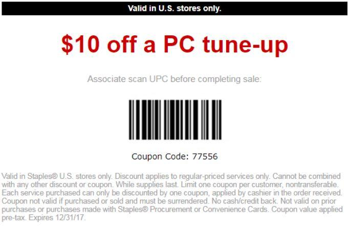 Take $10 Off PC Tune-up