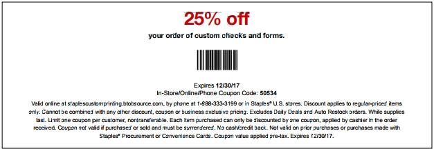 Save 25% Off Customized Cards