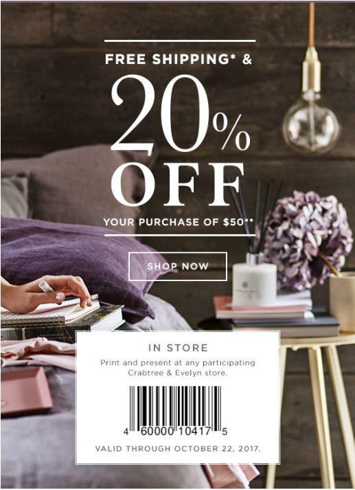 Save 20% On Your Purchase