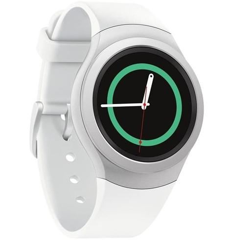 57% Off Samsung Gear S2 AT&T SM-R730A White Unlocked Smartwatch