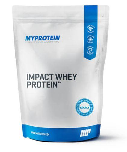 40% Off 11lb Impact Whey Protein