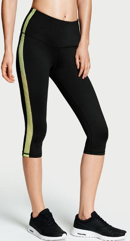 54% Off Knockout by Victoria Sport High-rise Crop