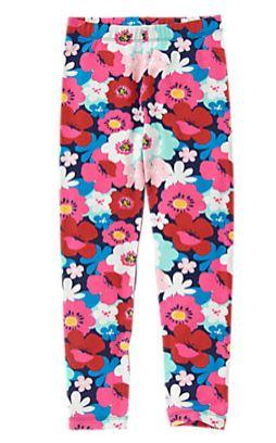 52% Off Floral Leggings
