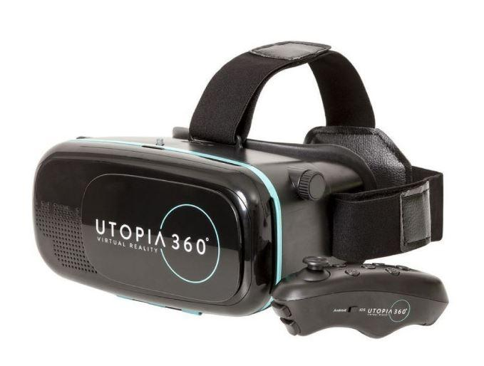 33% Off Utopia 360 3D Virtual Reality Headset