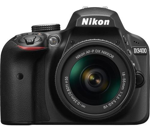 38% Off Nikon D3400 DSLR w/ 18-55mm Lens