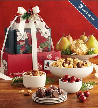 25% Off Signature Holiday Tower of Treats Gift