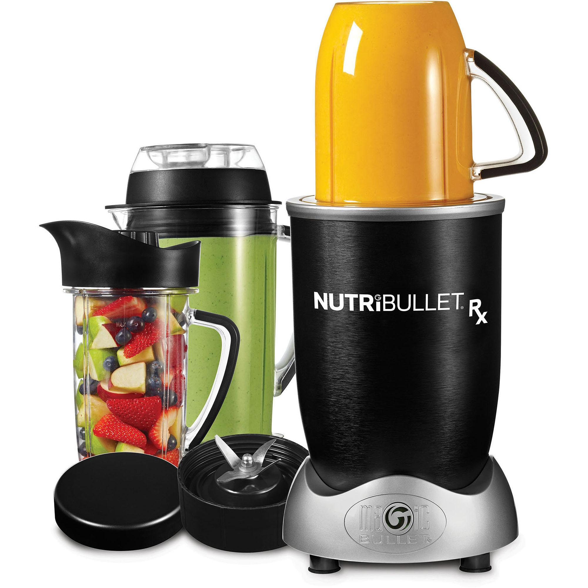 30% Off Magic Bullet Nutribullet RX Blender Smart Technology with Auto Start and Stop