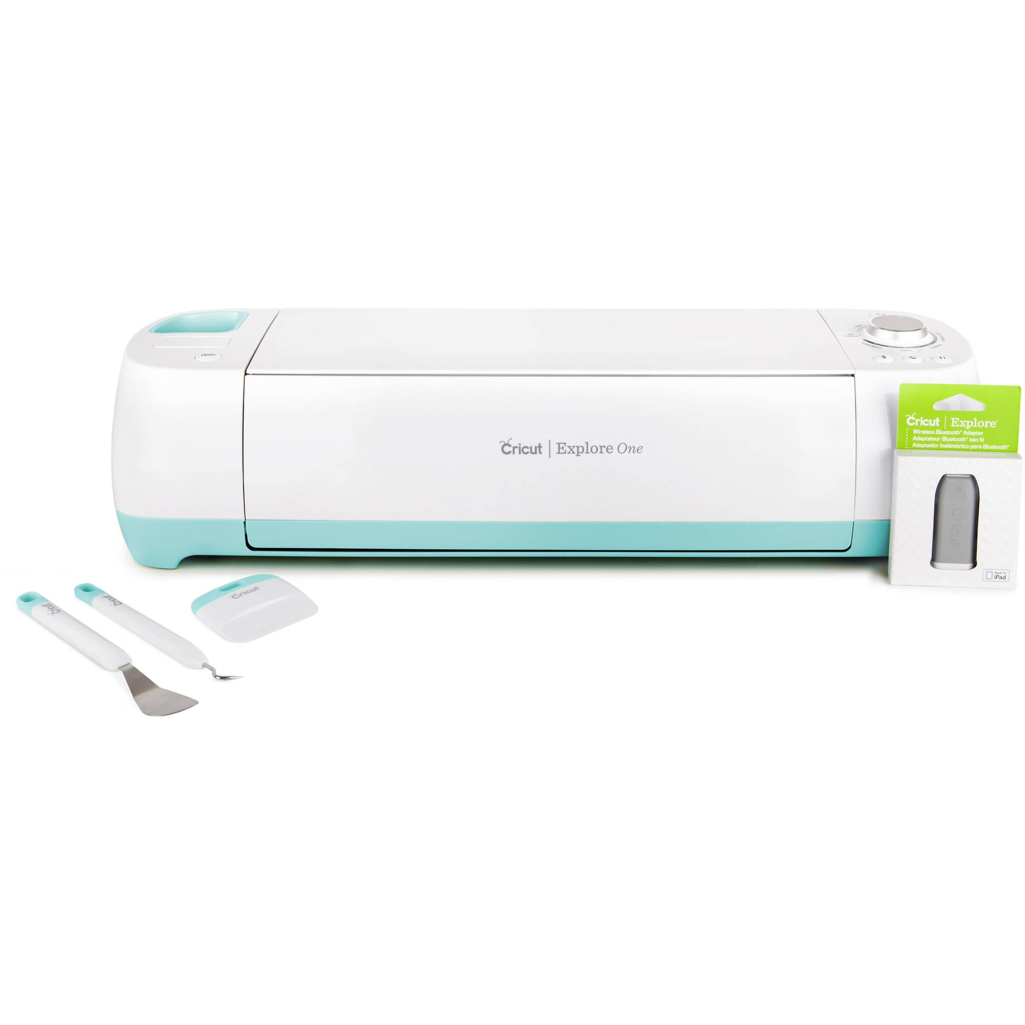 32% Off Cricut Explore One Special Edition Bluetooth Bundle