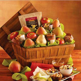 20% Off Deluxe Orchard Gift Basket