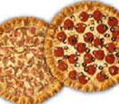 2 Large 2 Topping Pizzas
