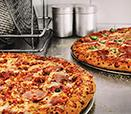Carryout One Pizza at Menu Price, Get One Free of Equal or Lesser Value. Online Only.