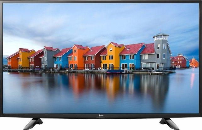Smart Black LED 1080 Pixels HD LG Tv