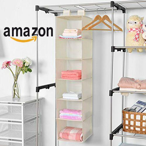Collapsible Design Hanging Accessory Shelves