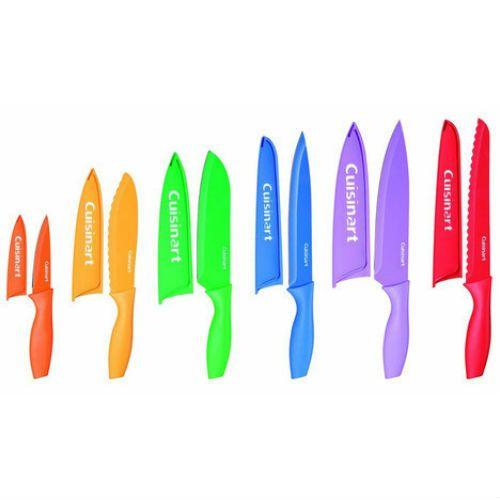 Stainless Steel Cuisinart Advantage Knife Set