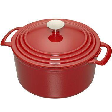 Compatible Enameled Cast Iron Dutch Oven
