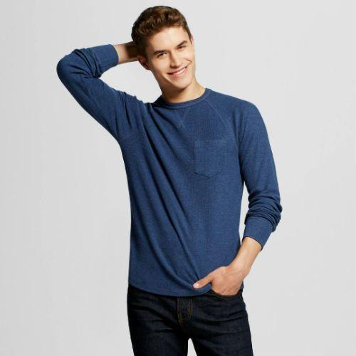 Mossimo Men Long Sleeve Thermal