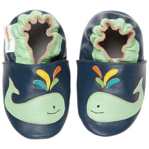 Momo Baby Soft Sole Leather Baby Shoes