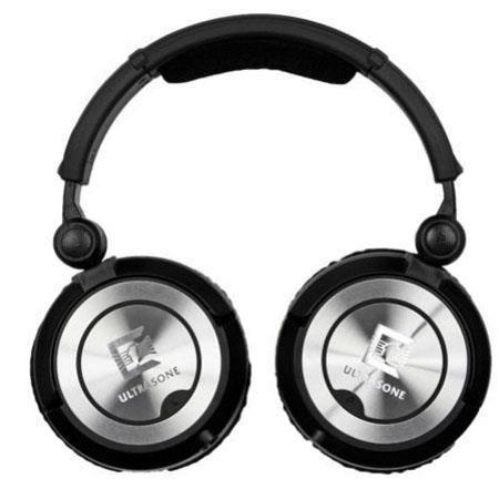 Ultra Low Emissions Foldable Ultrasone Headphones