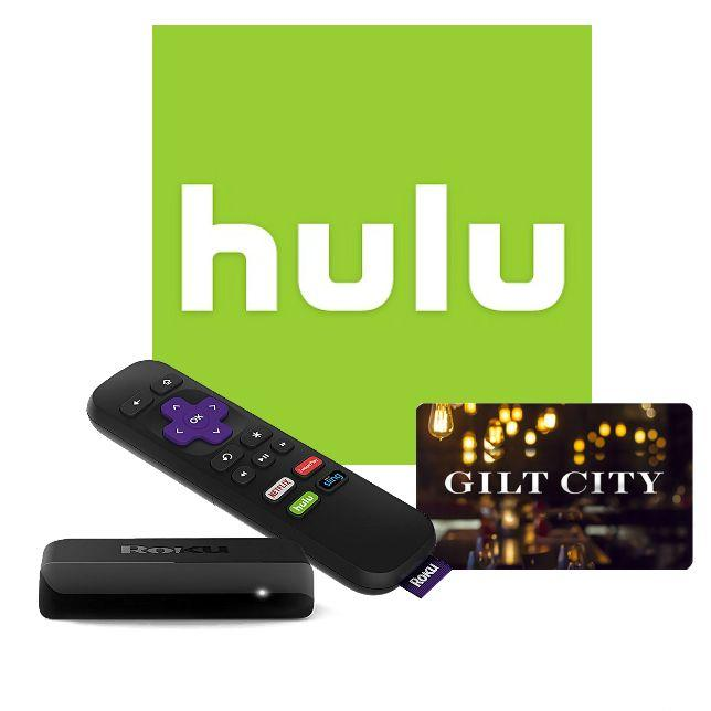 Unlimited Streaming Complimentary Hulu Roku Device