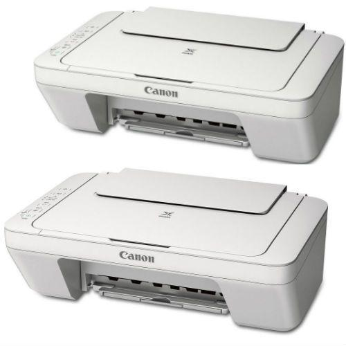 2 Pack Canon Pixma All In One Color Printer