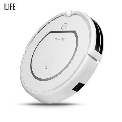 Anti-collision System Intelligent Rout Planing Robotic Vacuum Cleaner