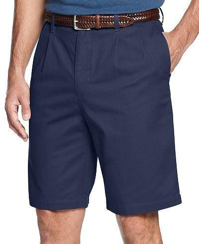 Classic Fit Dockers Perfect Pleated Short