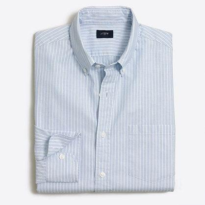 Slim Fit Striped Men Shirts
