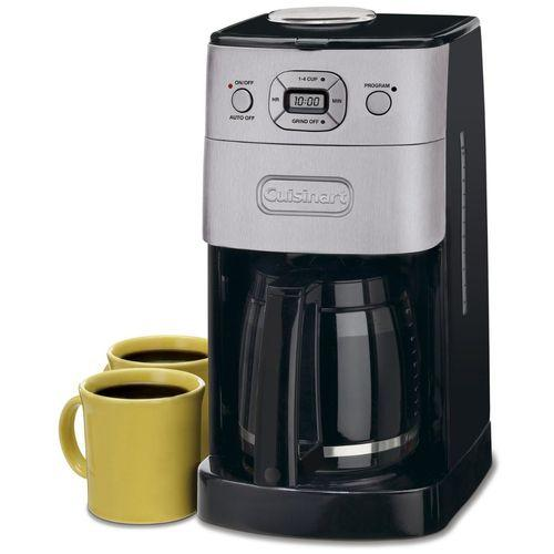 Cuisinart Refurbished DGB 625BC Grind And Brew 12Cup Automatic Coffeemaker