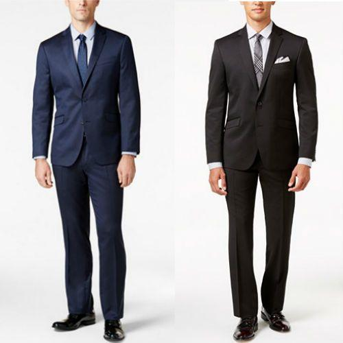 Take Up To 85% Off Kenneth Cole Reaction Men Suits