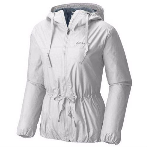 Adjustable Waist Columbia Women's Auroras Wake Rain Jacket