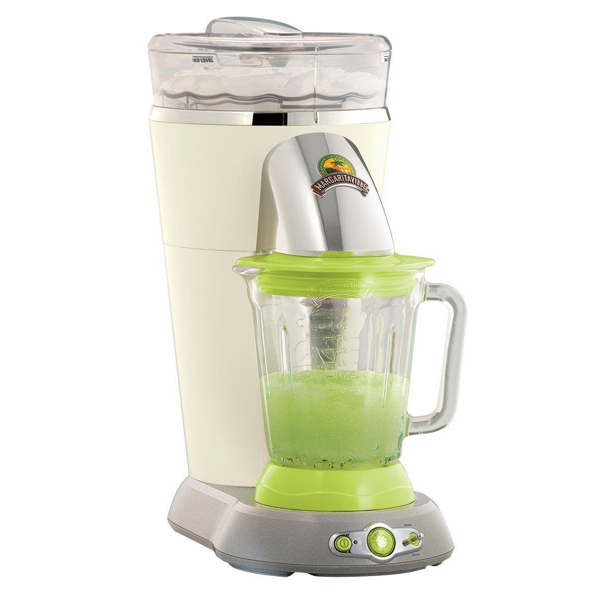 Margaritaville Bahamas Frozen Concoction Maker With Salt And Lime Tray