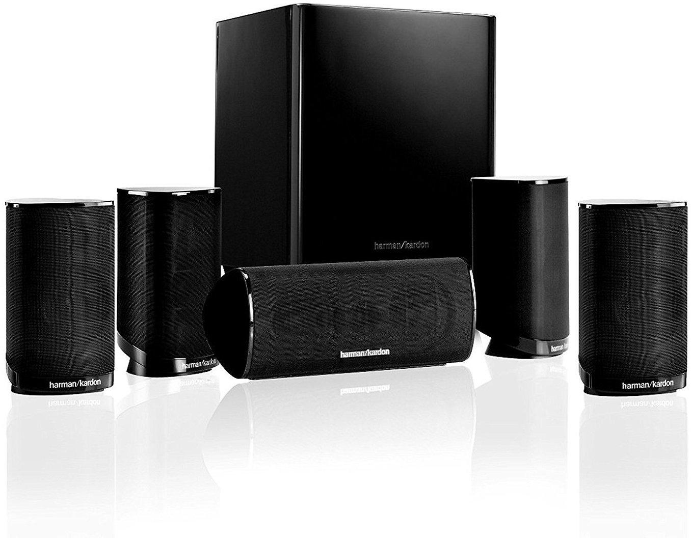 Ultra Modern Harman Home Theater System