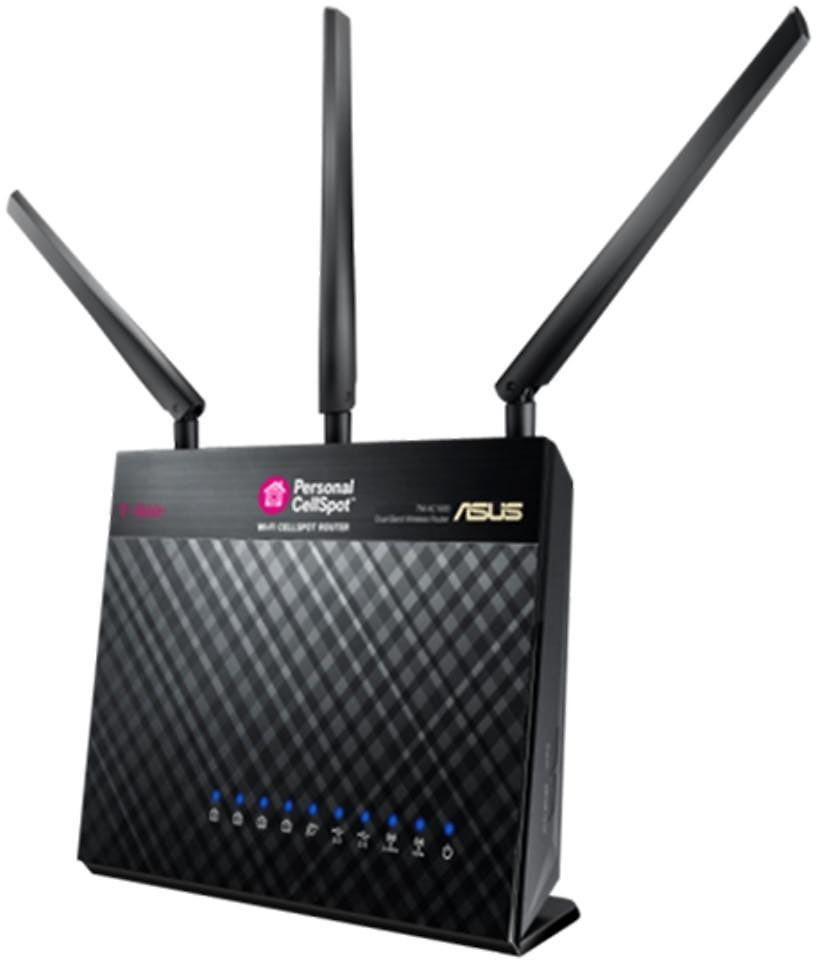 Ultra Modern ASUS Wireless Dual-Band Gigabit Router