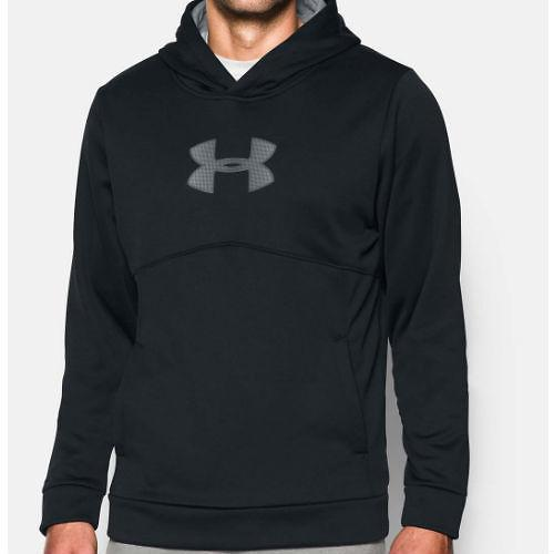 Men UA Storm Armour Fleece Logo Hoodie