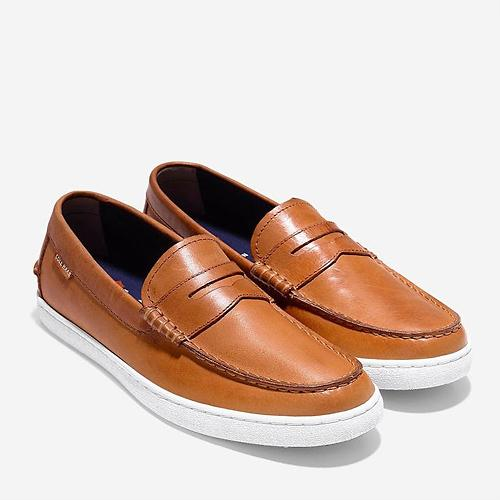 Textile Lined Men's Nantucket Loafer