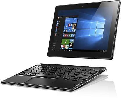 Detachable Keyboard Lenovo Miix 310 10.1 Touchscreen 2-in-1 HD Notebook