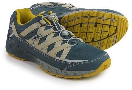 Dual Density Rubber Outsole Keen Versatrail Low Hiking Shoes