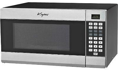 Ultra Modern Keyton Stainless Steel Microwave Oven