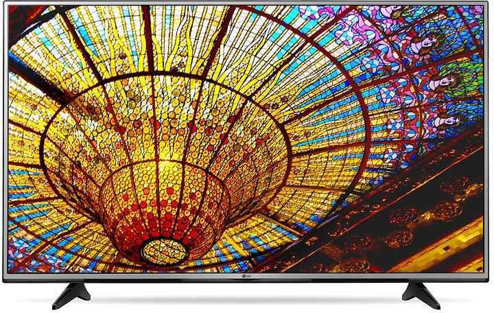 LG 55 Inch 4K Ultra HD Smart 55UH6030 UHD TV
