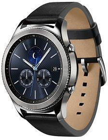 Classic Under Armour Connected Fitness Samsung Gear S3 Smartwatch