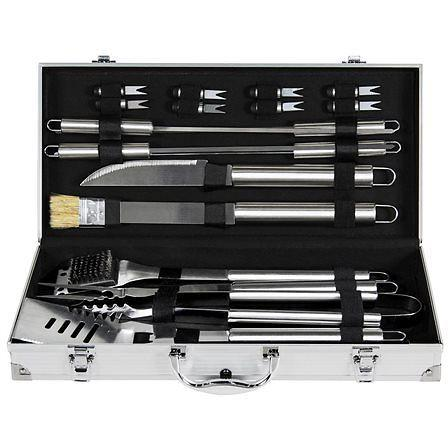 Durable Aluminum Stainless Steel BBQ Grill Tool