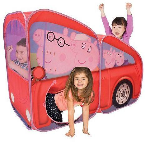 Peppa Pig Family Car Tent Plus Ships Free