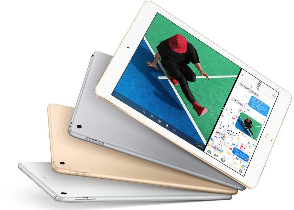Gold Apple iPad 9.7 Inch WiFi 32GB