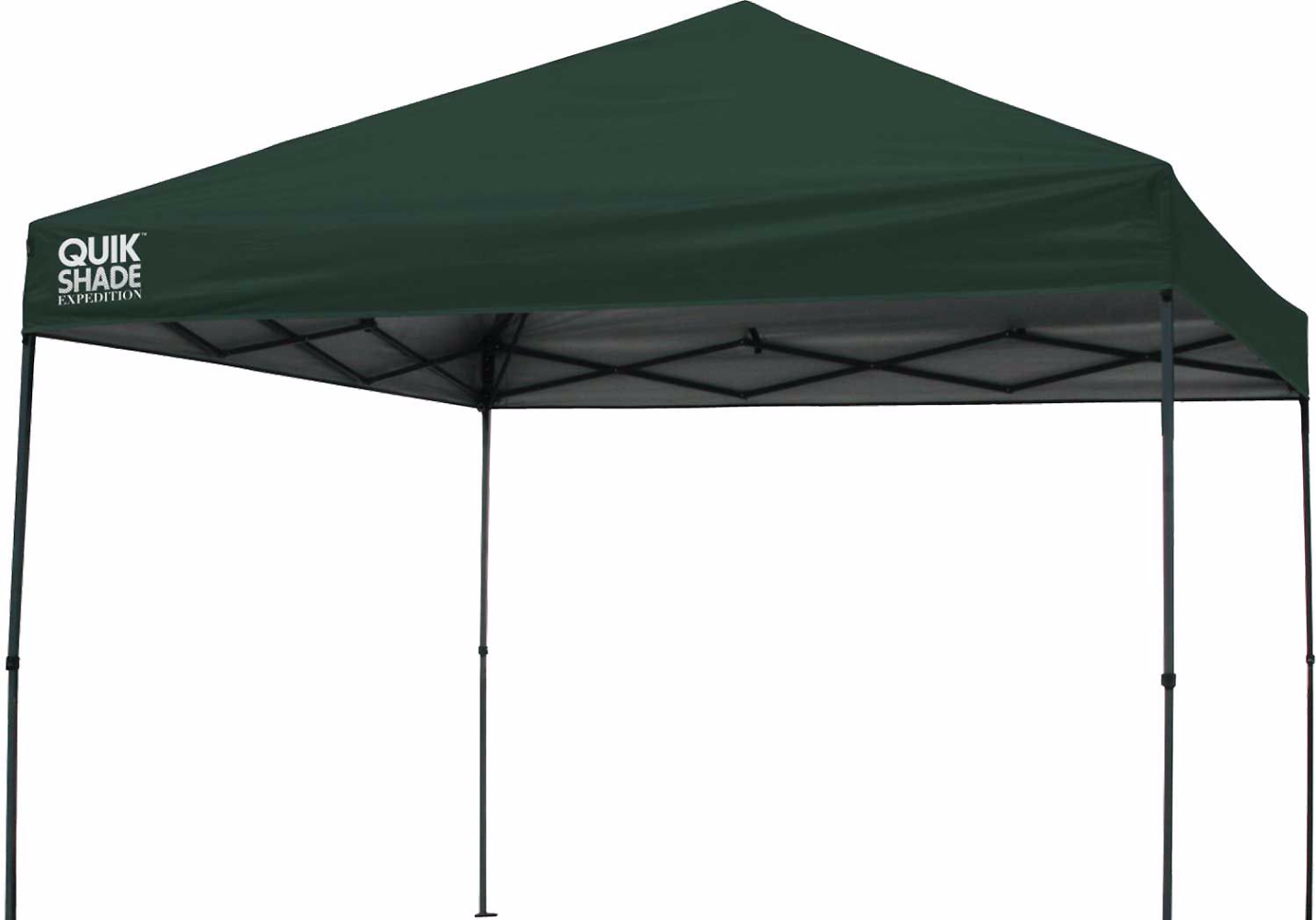 Corrosion Resistant Sturdy Quik Shade Straight Leg Canopy