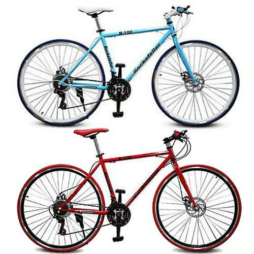 Aluminum Strong And Lightweight 21 Speed Racing Bicycle